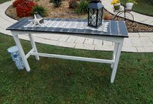 Ideas for DIY Furniture / by Stacy Dimeck
