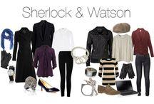 Sherlock Holmes / by Rosanna West
