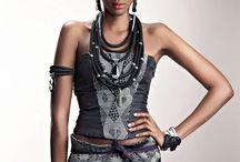 African fashion / by Lorna Scott