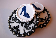Cookies Decorated  / royal iced cookies  / by pc brown