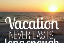 Healthy Vacations / Yes! It's possible! Just because you take a vacation to wind down and relax doesn't mean that you have to blow your healthy diet, clean eating and active lifestyle. Use these tips and locations for getting the most out of your next vacation. / by He and She Eat Clean