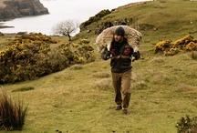 Jan Vanderstorm Shoot in Scotland / by Location Scotland