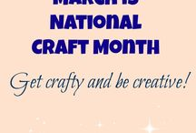 National Craft Month / Have some crafting and beading fun with National Craft Month!   / by Prima Bead
