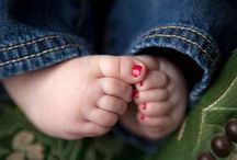 Little •♥• Feet / by ♥• ᏋℓℓᏋη •♥