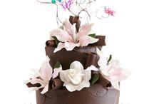 birthday cake design / by Lynnette Thramer