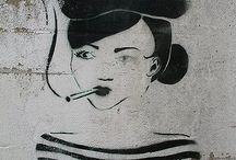 Street Art / by Olivia Marlowe-Giovetti