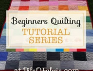 Quilting / by juli go
