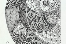 zentangle / by Angie Felts