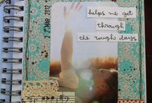 Art Journals and Altered Books-New Passion! / by Mollie Bryan
