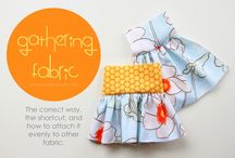 Sewing / by CarlaKay Nosekabel