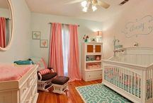 Baby P Nursery Ideas / by Marla Pecache