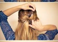 Hair & beauty / by Jinny Ahn