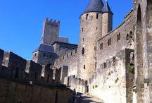 Carcassonne -Albí-Arles ( Francia) / by Consuelo Rguez. de Prada