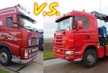 Friday Truck Fight! / by Kleyn Trucks