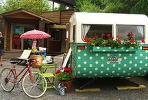 Glamping / by The-Creative Chick