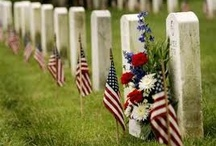 Our Fallen Heroes Honored / by Danielle Marinesista