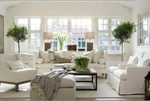 Living room / by Mademoiselle Marie