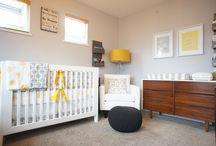 Nursery! / by Cristina