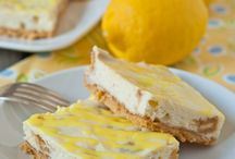 Lemon Desserts / by Jennifer @ Not Your Momma's Cookie