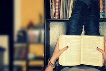 I <3 Books  / by Caley Mitchell