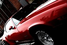 Muscle cars ~ <3 / by Michelle Kuber