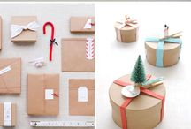 gift wrapping / by Erica Birnbaum