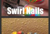 nail and hair / by Susan Alberts