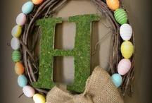 Hoppy Easter / by Crystal Ybarra