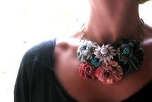 DIY jewelry ideas / by Elizabeth Hill Sutherland