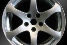 Infiniti wheels / by RTW Wheels