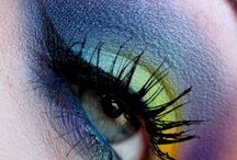 Super extravagant make-up / by Rebekah Marciano