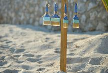 Beach Wedding Brushes / by South Africa Weddings