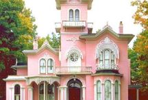 All Things Pink :) / my favorite color!!  so girly and wonderful :) / by Carey Osborne