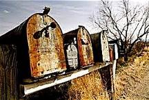 Mailboxes ✉ / by Jennifer Larson