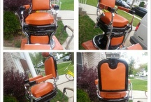 Antique barber chairs avail chairs antique barber chair