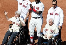 My Favorite things of being a Red Sox Fan - Thanks Dad! / My  / by Carrie Mulholland