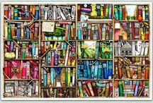 Book Stuff / by Tiega Mullins