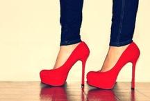 Pumps/Shoes gotta love them / by Trinnie Velasquez