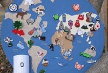 Homeschool Geography / by Julie Keeton