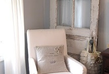 For my Shabby and Chic Cottage / by Aimee Clarke