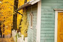home outdoors / by Karen Frick-Zimmerman