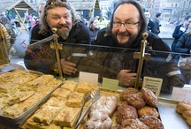The hairy bikers / by Jane and Mark Wardrop