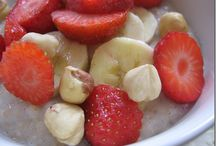 Healthy/Healthier Recipes / by Maggie Arnold