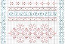 Cross Stitch Ideas / by Penny