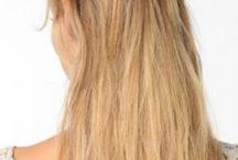 hair for girl / by Kim Coachman