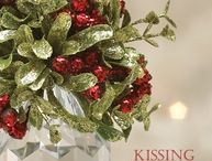 Ganz Kissing Krystals and Mistletoe Kissing Balls / by Hearts Desire Gifts