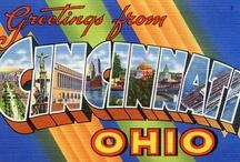 Explore Cincinnati / by University of Cincinnati