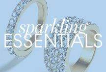 Sparkling Essentials Collection / by BaubleBar