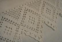 Crochet edgings / by Felicia Rai