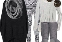 Winter Fashion / It's cold outside! Spice up your day with winter fashion! / by Natalia Escamilla